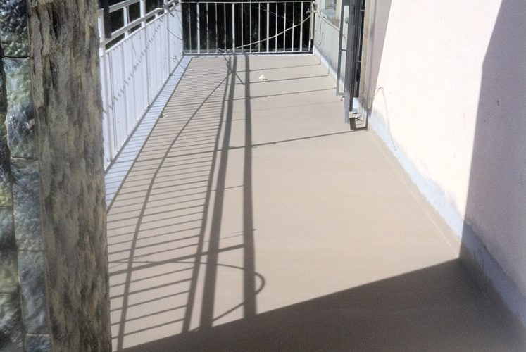 Ristrutturazione facciate e balconi